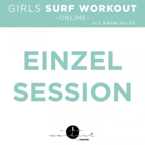 Einzel-Session Girls Surf Workout