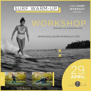 Surf Warm-Up Workshop